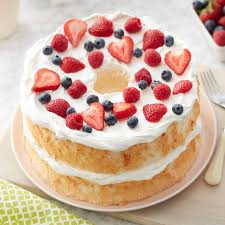 top 10 angel food cake toppings posts on facebook