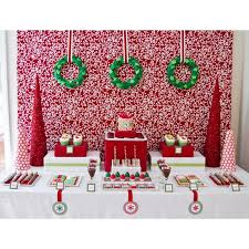 classic christmas christmas printable party collection instant