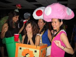 Toadette Halloween Costume Nintendo Spotting Halloween Costumes Edition Infendo Nintendo