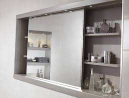 Utopia Bathroom Furniture by Utopia 1200mm Sliding Mirror Cabinet