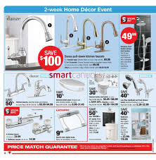 Canadian Tire Kitchen Faucets by Canadian Tire Flyer Feb 22 To 28