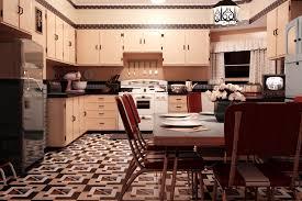 1950 kitchen design artstation eddie towns vintage 1950 u0027s kitchen media arts and