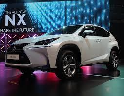 lexus nx vs toyota harrier nx motor trader car news
