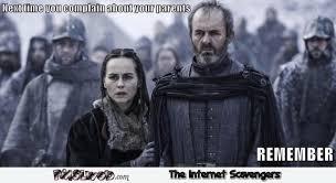 Got Meme - when you complain about your parents funny got meme pmslweb