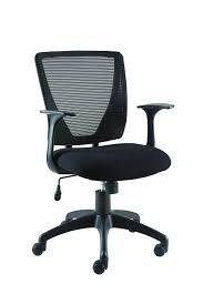staples vexa mesh chair black