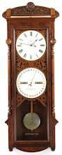 How To Fix A Grandfather Clock Seth Thomas Clock Company History Antique Clocks Guy We Bring