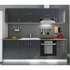 cuisine gris laque meuble de cuisine gris laque meilleur idées de conception de