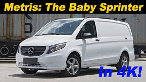 luxury minivan mercedes 2017 mercedes metris minivan review and road test in 4k uhd