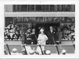 king george vi full image view royal visit 1939 king george vi and queen