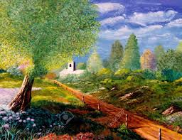 Beautiful Landscape Pictures by Landscape Painting Stock Photos Royalty Free Landscape Painting