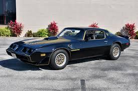 pontiac sports car used 1979 pontiac firebird trans am venice fl for sale in