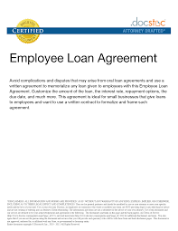 Letter Of Agreement Sle For Loan 20 simple agreement letter sle pictures complete