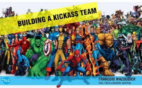 Seeking Kickass Build A Kickass Team No Pingpong Table Required