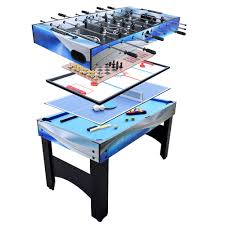 convertible multi game tables for the family rec room