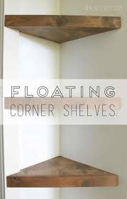 wall shelves design ideas shelving how corner wall shelves diy to build floating with