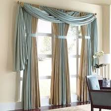 livingroom curtains overlapping sheers soft and to make it a bit less