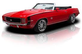 1969 camaro rs ss convertible 1969 chevrolet camaro rk motors