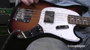 pawn shop fender mustang preview fender pawn shop mustang bass