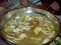 fondue vietnamienne cuisine asiatique sukiyaki fondue asiatique de dara