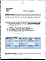 Sample Resume For Computer Engineer by Over 10000 Cv And Resume Samples With Free Download Sample Resume