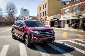 ford 2018 ford edge gains sel sport appearance package motor trend