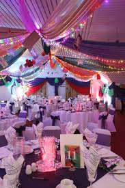 deben suite set up for our wonkaland christmas party nights