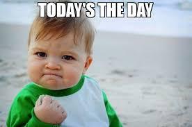 Meme Original Pictures - today s the day meme success kid original 72562 memeshappen