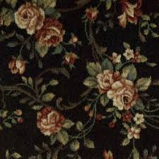 nourtex chelsea garden color black 13 ft 2 in carpet 283429