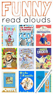 2nd grade books to read 10 hilariously books to read aloud