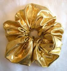 hair scrunchy gold hair scrunchies s boutique s boutique llc