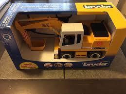 bruder excavator bruder toys liebherr 912 excavator new in box what u0027s it worth