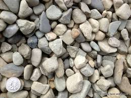 1 u2033 river rock all valley sand and gravel inc