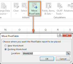 Pivot Table In Excel 2013 Excel Pivot Table Tutorial U2013 How To Make And Use Pivottables In Excel