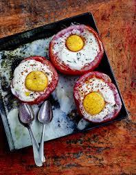 recette avec de cuisine tomates cœur de bœuf œufs cocotte coulis d estragon pour 4