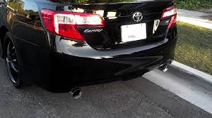 2007 toyota camry aftermarket parts 2012 camry se flowmaster exhaust