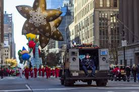 crowds gather for macy s thanksgiving parade heightened