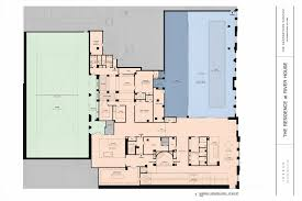How To Draw A House Floor Plan Update The Residence At River House U2013 Variety