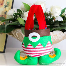christmas decorations elf boots design decorations christmas candy