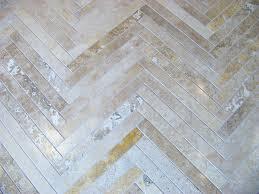 Herringbone Line Wallpaper Beige Peel by Installing Herringbone Tile Floor