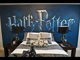 Cool Ideas HARRY POTTER ROOMS YouTube - Harry potter bedroom ideas