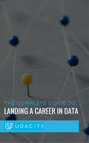 the complete guide to landing a career in data udacity
