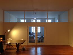 temporary walls nyc seamless temporary partition with french single light doors with