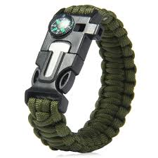 survival bracelet with buckle images High quality 5 in 1 outdoor survival gear escape paracord bracelet jpg