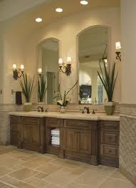 Decorative Mirrors For Bathroom Vanity Awesome Retro Bathroom Vanity Lighting Using Wrought Iron Wall