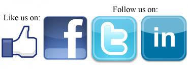 Business Card Racks Facebook Logo On Business Card Danielpinchbeck Net