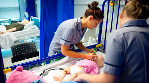 bsc hons nursing children u0027s