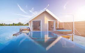chambre sur pilotis maldives hotel maldives 5 maldives avec voyages leclerc exotismes