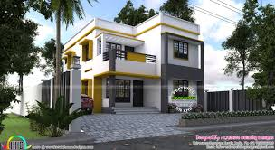 Design Home Plans by 178 Square Yards House Elevation And Plan Kerala Home Design And