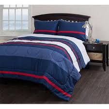Sports Themed Comforters Rugby Stripes Bedding All Colors Save Up To 72 Off Shop Now