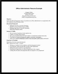 Experience On A Resume Sample Resume Resume Examples For Experienced Professionals Resume